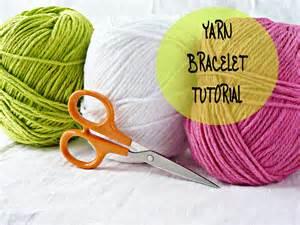 Easy yarn celtic bracelets to make for kids myideasbedroom com