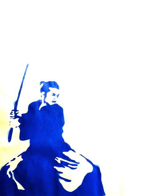 spray paint stencil samurai spray paint stencil samurai
