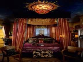 Pottery Barn Livingroom warm bedroom design gypsy chic home interiors boho gypsy