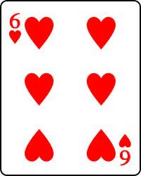card connections six of hearts