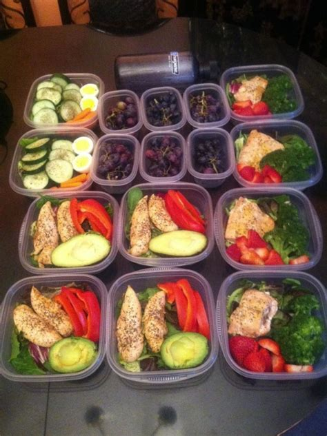 food prep meals meal prep food prep clean eats fit foods fuel