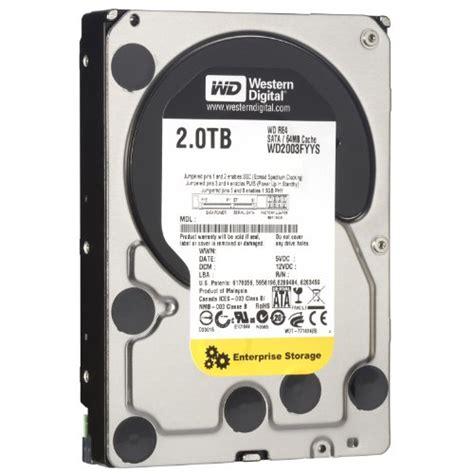 Harddisk Server Wdc 2 Tb Sata 3 5 Nas wd re4 2 tb enterprise drive 3 5 inch 7200 rpm