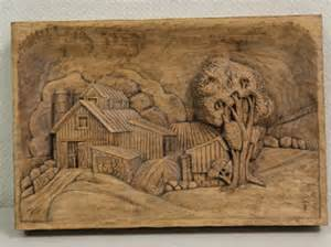 Free Wood Carving Patterns For Beginners by Pics Photos Landscape Relief Carving