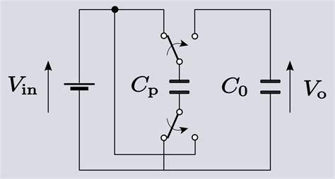 capacitor voltage doubler file charge doubler schematic svg