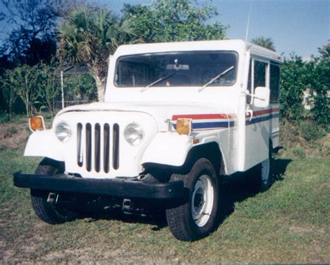 jeep mail van the gallery for gt old jeep truck
