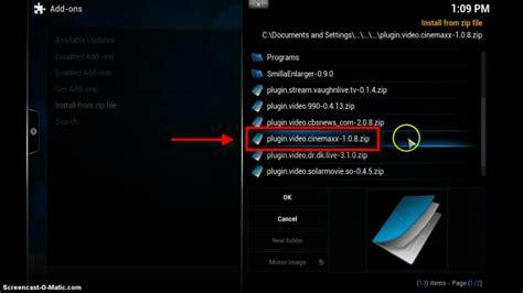 cinemaxx download cinemaxx ru add on for kodi xbmc download and how to