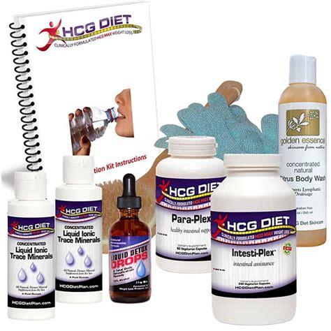 Detox After Hcg Diet by Hcg Diet Plan