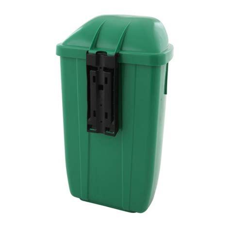 poubelle d exterieur unicolore s3o