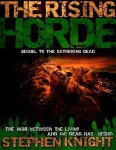 the the volume 4 rising the rising horde volume two the gathering dead 3 by