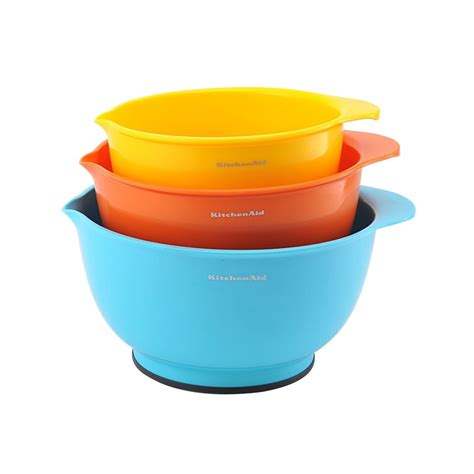 Kitchen Aid Mixing Bowl by 5 Best Mixing Bowl Set Stirring And Mixing Your Food