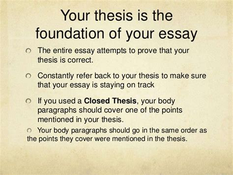 open thesis statement thesis statements expanded version