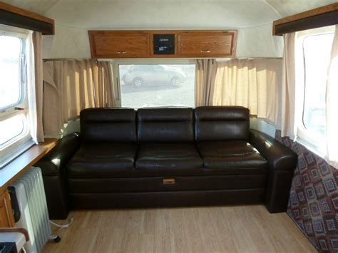 Travel Trailer Furniture by Airstream Sofa Travel Trailers