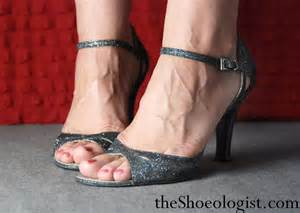 Metallic   Study of Shoes and Stilettos