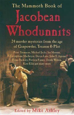 the plot is murder mystery bookshop books the mammoth book of jacobean whodunnits gunpowder