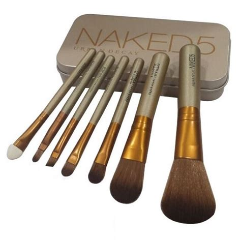 Brush Set Decay 5 decay makeup brush set