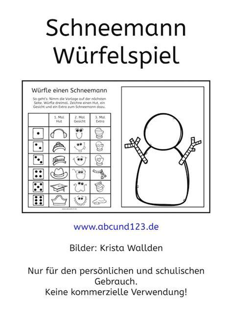 Word Vorlage Memory W 252 Rfle Einen Schneemann Spiel Freebie Mazes And Puzzles