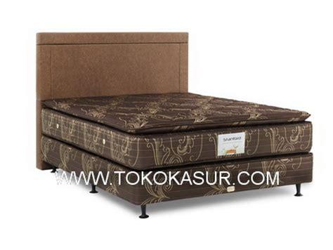 Musterring Stanford Single Pillow Top 160x200 Springbed Kasur musterring bed harga murah kasur murah