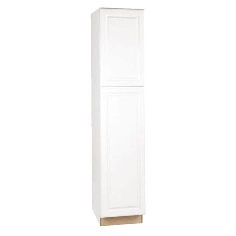 18 inch wide pantry cabinet hton bay hton assembled 18 x 84 x 24 in pantry