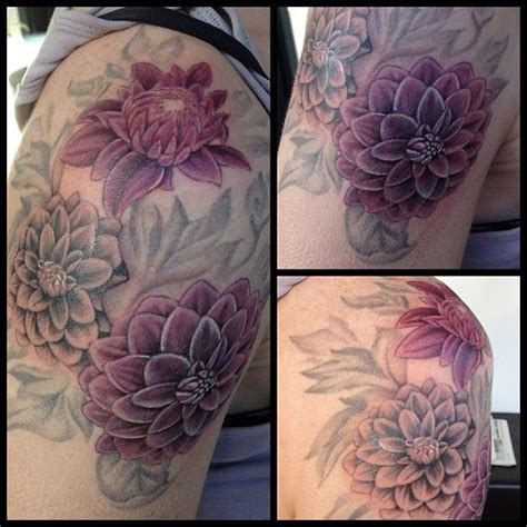 getting my dahlia tattoo so soon my appointment is june