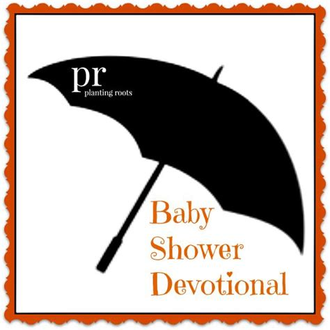Baby Shower Devotion by Andrea Plotner Shares A Idea For A Baby Shower