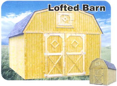 Sheds Wichita Ks by Lofted Storage Barn By Better Built Portable Storage