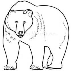 bears of color coloring pages 64