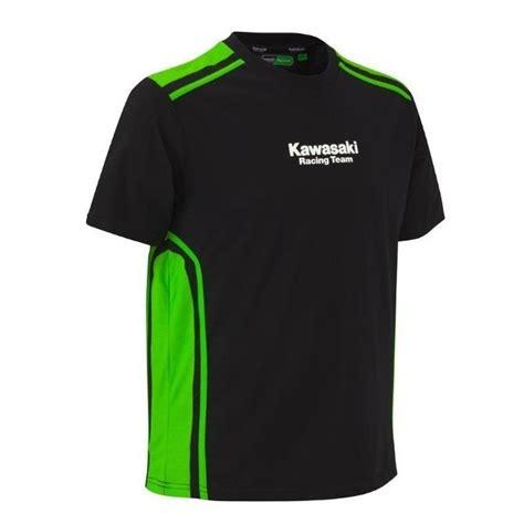 Kawasaki Racing Tshirt t shirt homme 100 coton kawasaki racing team moto shop 35