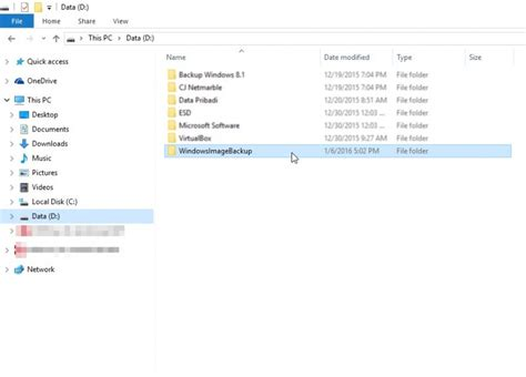 Membuat Dvd Recovery Windows 10   cara membuat system recovery image di windows 10 winpoin