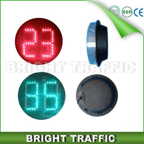 countdown timer with light countdown timer signal light led traffic signal lights