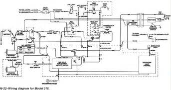 john deere 318 electrical wiring diagram share the