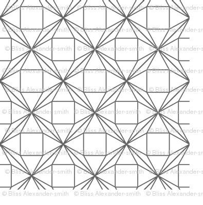 geometric pattern solver geometric octagon wallpaper bliss 24 spoonflower