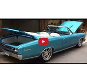 CUSTOM 1966 CHEVROLET CHEVELLE SS CONVERTIBLE  HOT CARS