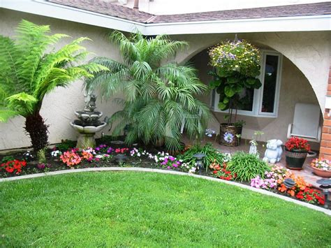 Landscape For Backyard by Best Front Yard Landscaping Design For Sweet Home Ideas Wonderful Outdoor Garden Without Green