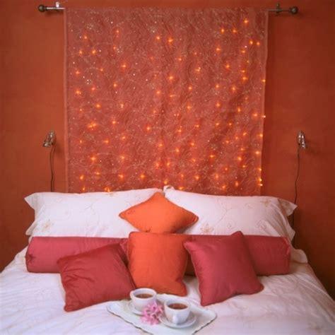 schlafzimmer ideen zum nachmachen romantisch dekorationsideen romantische led beleuchtung f 252 r valentinstag