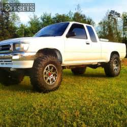 Wheels Toyota Truck Wheel Offset 1992 Toyota Slightly Aggressive