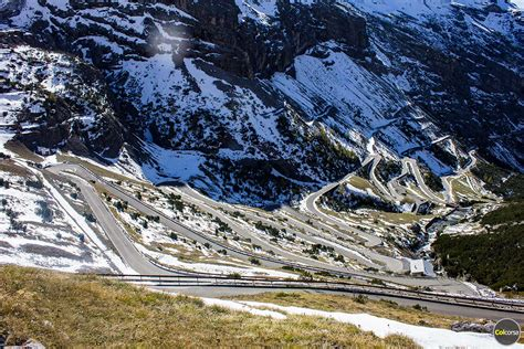 Stelvio Pass is now open   Drive it in a supercar with