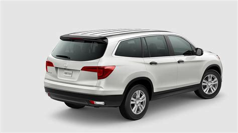 Honda Paint by 2018 Honda Pilot Paint Color Options