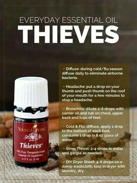 how to get rid of thieves in a room 25 b 228 sta thieves essential id 233 erna p 229 living oils anv 228 ndning av eteriska