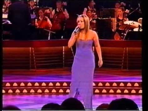 youtube christmas carol 2001 joanne bz all i want for is you at carols by candelight