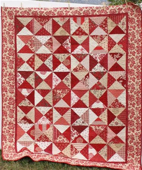 Hourglass Pattern In C   19 best images about quilts hour glass on pinterest
