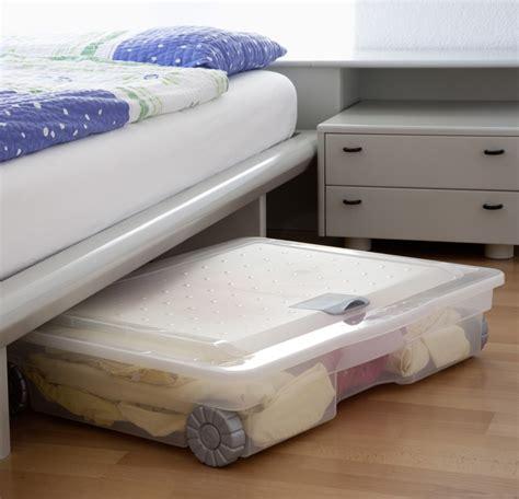 aufbewahrungsbox unter bett unterbettbox cargo 60 l jetzt versandkostenfrei kaufen