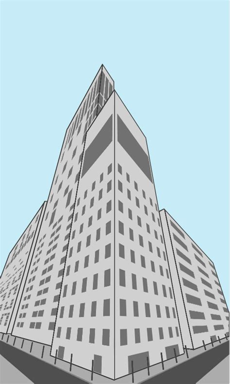three point technical drawing for beginners three point perspective