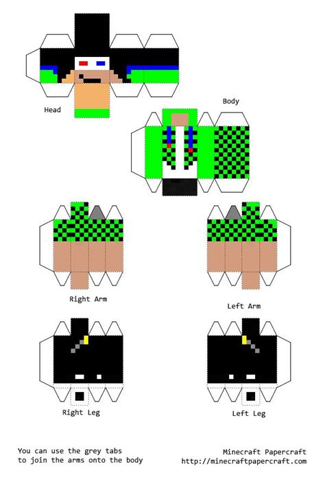 Minecraft Papercraft Skins - 17 best images about papercraft on papercraft
