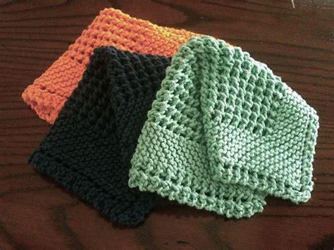 diagonal dishcloth knit diagonal knit dishcloth pattern crochet knit sew diy