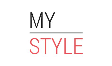 Whats Your Style With Mystylecom by My Style What S The Secret The Secret Obsession