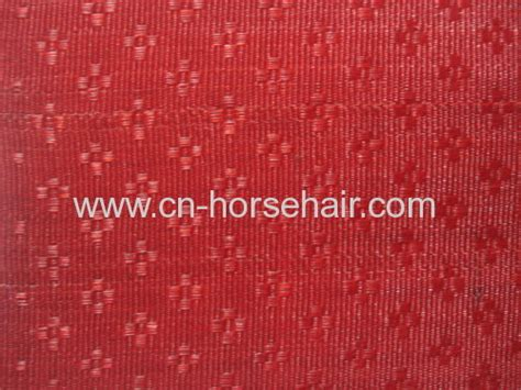 horsehair for upholstery horse hair fabric horse hair cloth from china manufacturer