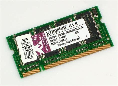 Memoriram Ddr 1gb Pc3200 V kingston 1024mb pc 3200 ddr sodimm kvr400x64sc3a 1g