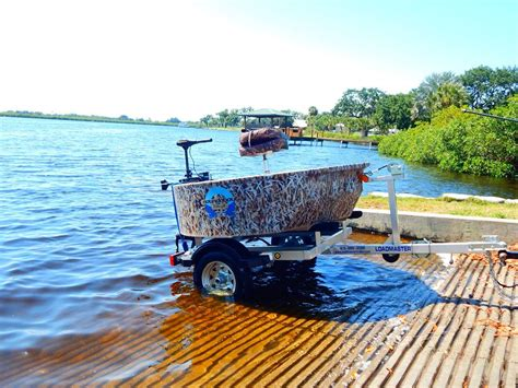 round boat aluminum trailer roundabout watercrafts