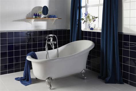 navy blue bathroom ideas 40 navy blue bathroom tiles ideas and pictures