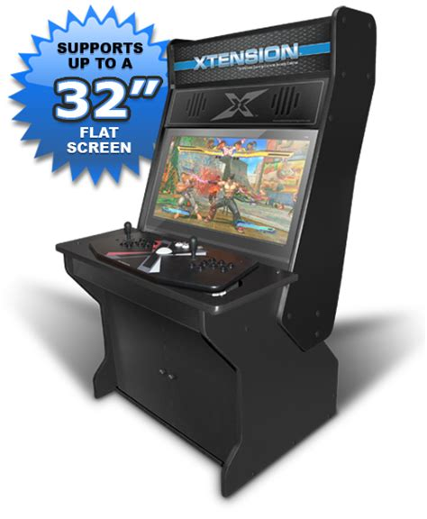 sit arcade cabinet sit xtension arcade cabinet for the x arcade tankstick